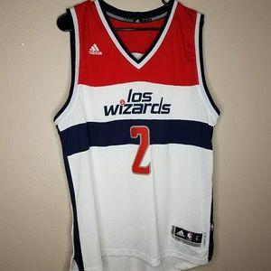 Adidas Jersey Los Wizards Spanish Wall 2 Swingman